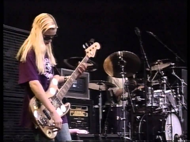 Smashing Pumpkins - Disarm Hummer GeekUSA (HQ) Pinkpop 1994