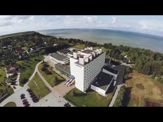 Toila Spa Aerovideo
