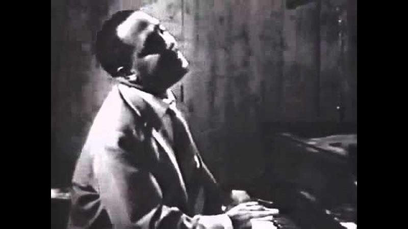 Bud Powell Trio plays Round Midnight (Thelonius Monk)