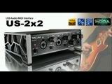 Различия между звуковыми картами. Tascam US-2x2 и BM700.