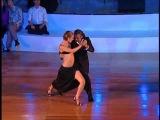 Roberto Herrera y Silvana Capra 2008 at the Taipei Tango Festival - La Cumparsita