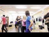 IZD Zouk Flashmob 2015 Rehearsal Репетиция зук-флэшмоба в Kredo, Minsk, Belarus, 20150915