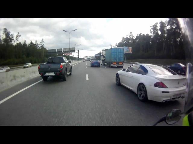 BMW M6 обидела меня... (