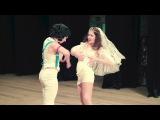 Vica Norkina Nadya Boiko shaaby wedding gala show