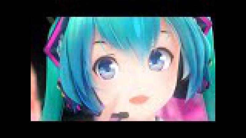 初音ミクの可愛すぎる3Dモデル登場!『ぶれないアイで』 デジアイAR Liveも123
