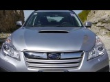 Subaru Outback 2015 lineartronic review субару аутбек 2015