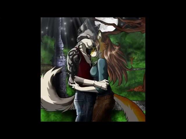 Фурри волки