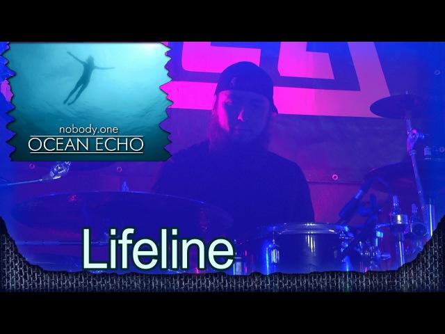 Nobody.one - Lifeline. Презентация альбома OCEAN ECHO. Москва, клуб VOLTA (14.12.2014) 4/21