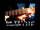 Женя Барс - Любить до слёз Тональность (Em) Песни под гитару