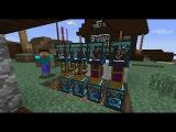 Minecraft Индастриал крафт 2 дюп! Industrial craft 2 duplicate glitch! IC2 experemental