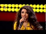Semra Rehimli - Sari gelin O ses Turkiye 21 ocak 2015