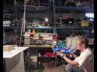 MV CoilMaster Mark1 coilgun - Featured on Hacked Gadgets