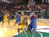 2010 Final Four. 2nd Semifinal: CSKA vs. Khimki Part 1