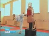 Тхеквондистка из Калача выиграла золотой кубок на первенстве России