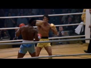 Рокки 3 • Survivor - Eye of the Tiger • Cильвестр Cталлоне