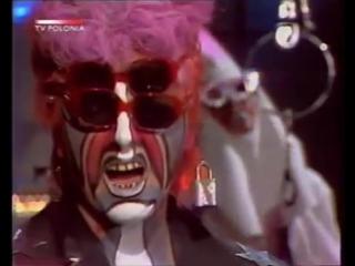 Różowe czuby 'dentysta sadysta' 1982