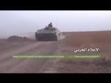 Сирийские правительственные войска в Алеппо. Сирия.