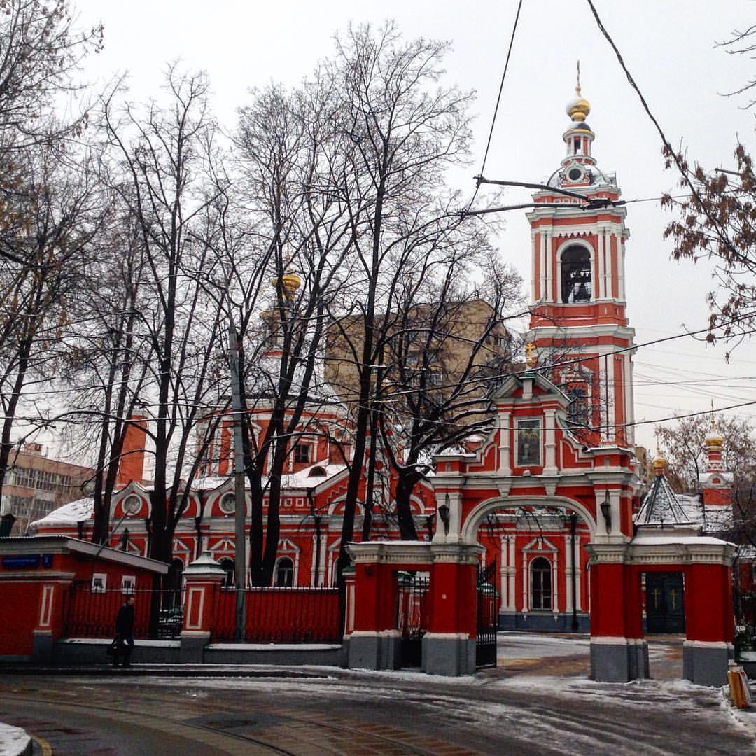 москва храм