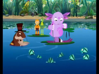 Лунтик и его друзья - 220 серия. Водные лыжи