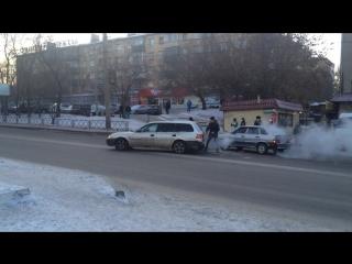 Авария 22.12.2015 на Киренского
