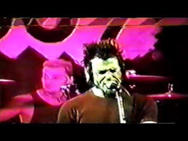 Static-X - Club 369, Fullerton, CA - 1997 [FULL - HQ]