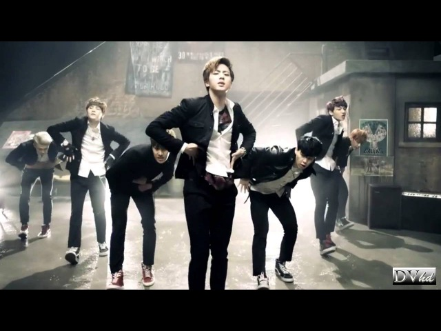 Bangtan Boys (BTS) - Boy in Luv (dance version) DVhd