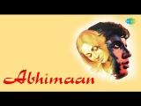 Abhimaan (1973) | Full Hindi Movie | Amitabh Bachchan, Jaya Bhaduri, Asrani