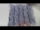 ✿Техники декорирования войлока✿Волокна ламинация шелковые гребни и блокираторы
