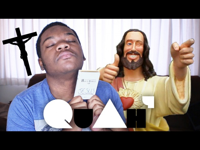 SLAPPING BITCHES WITH JESUS