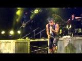 Rammstein  - Keine Lust, Sonne (Live in Jimmy Kimmel, Los Angeles, USA 19.05.2011)