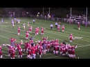 Berlin's Blocked Field Goal TD vs. Platt (Oct. 31, 2014)