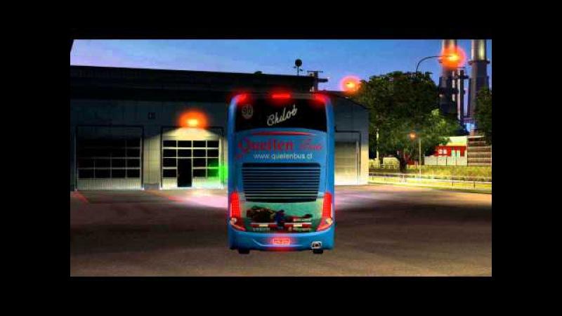 [ETS2 v1.18.1.3] Bus Marcopolo G7 1880 DD 6×2 Volvo 1.18