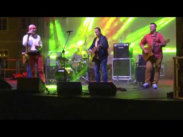 Sławek Wierzcholski i Nocna Zmiana Bluesa cały koncert część 3 Kutno 2014