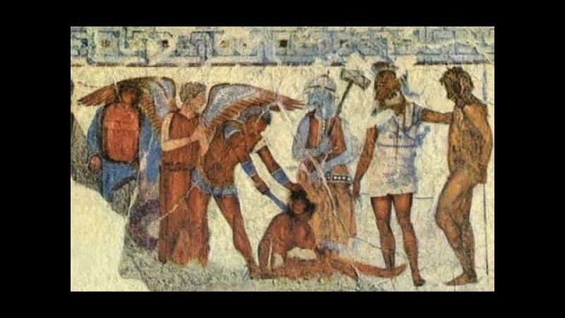 Этруски - Предшественники Древнего Рима
