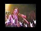 MARDUK Heaven shall burn tour, Bradford (UK), 17 octobre 1996