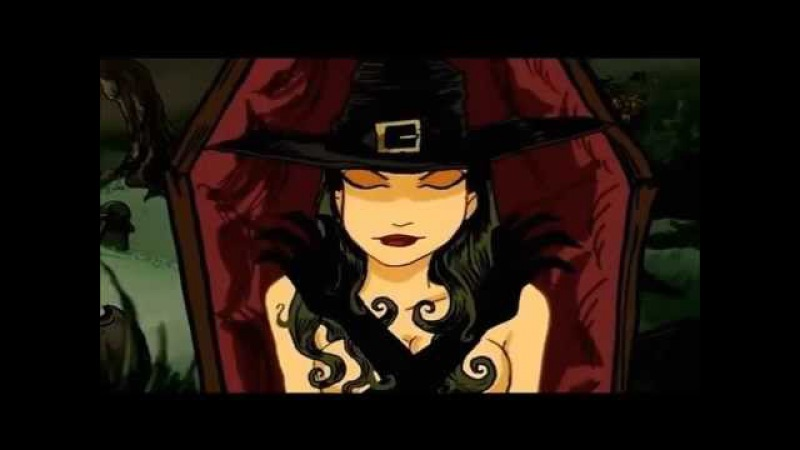 Rob Zombie - American Witch (animated version)