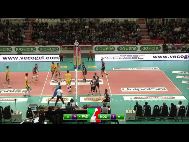 Volley: incredibile recupero di Balaso contro Modena