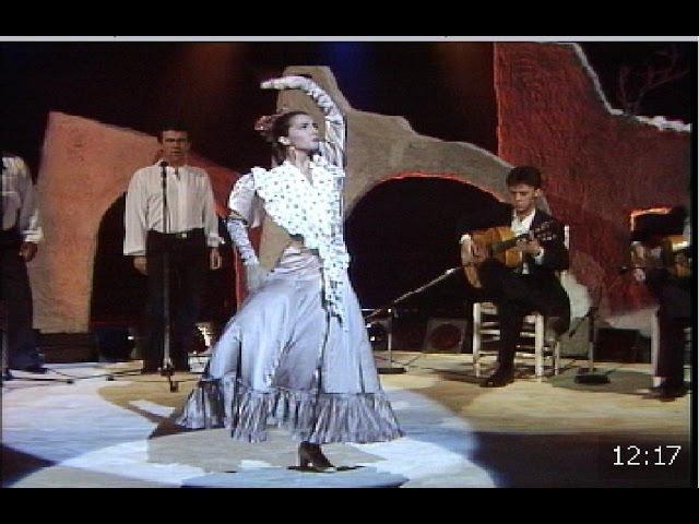 Yolanda Heredia baila por Tangos o Cantes de Piyayo (1989)