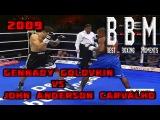 BBM Gennady Golovkin vs John Anderson Carvalho