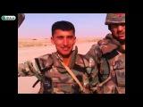 Сирийские спецназовцы пустились в пляс перед атакой