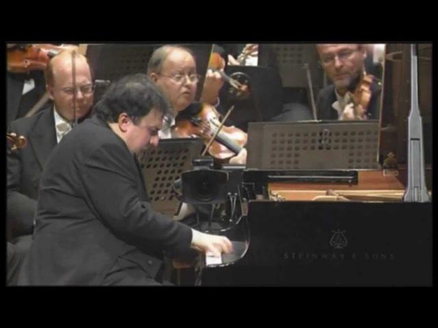 Yefim Bronfman Rachmaninoff Piano Concerto No. 3 in D minor, Op. 30