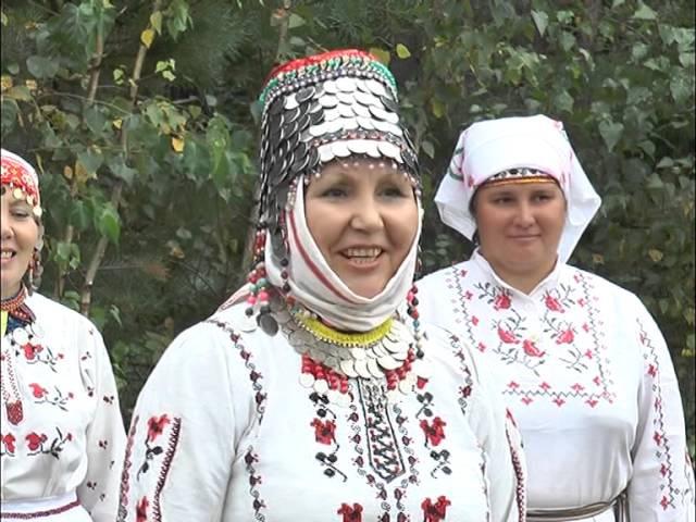 Таланты земли Чувашской.Канашский ансамбль