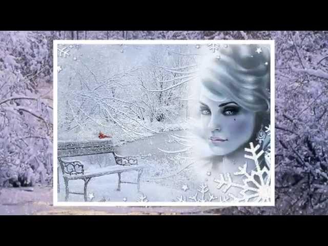 История Любви Падал снег Очень красивая музыка Волшебная музыка