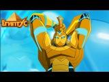 ЕГИПТУС мультфильм для детей  10 серия Разрушитель