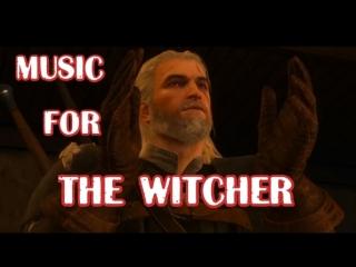 Тема из Ведьмака (Обработка А. Рогачева) Witcher Theme