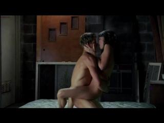 Лиззи Каплан (Lizzy Caplan) голая в сериале «Настоящая кровь» (2008) (3)