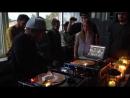 DJ Q-BERT V1 SPB 2015 Botanique live