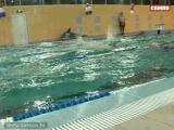 В Кондопоге открылся физкультурно-оздоровительный комплес с плавательным бассейном