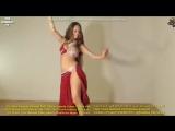 Goyang Eksotis Gadis Seksi ⊰ Gorgeous Isabella Belly Dance Habibi Ya Eini ⊱ رقص