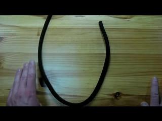 Как связать узел Булинь